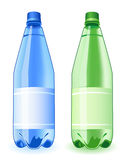 Mineral water. Vector illustration, AI file included stock illustration