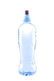 Mineral water bottle Royalty Free Stock Images