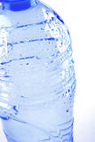 Mineral water bottle Stock Photography