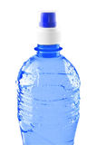 Mineral water bottle Stock Image