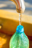 Mineral water fountain Royalty Free Stock Image