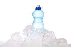 Mineral Water And Ice IV Stock Photo