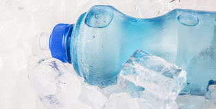Mineral Water And Ice VI Stock Photography