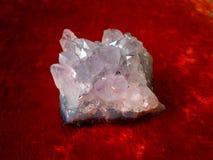 Minerale di Ametist Immagine Stock Libera da Diritti