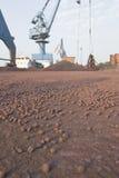 Minerale ferroso immagini stock libere da diritti