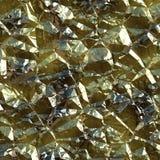 Minerale metallico del bicromato di potassio Immagini Stock