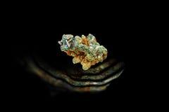 Minerale unico Fotografie Stock