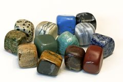 Mineralen Royalty-vrije Stock Foto's