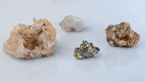 Mineralen Stock Fotografie