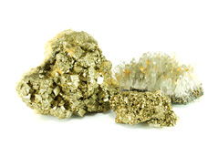 mineraler royaltyfria foton