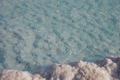 Minerales del mar muerto Imagen de archivo libre de regalías
