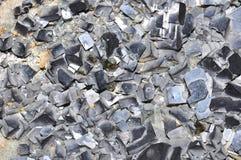 Minerales grandes Imagen de archivo libre de regalías