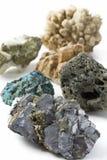 Minerales Hintergrund Stockfoto