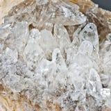 Minerales Marruecos de la calcita Imagen de archivo libre de regalías
