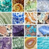 minerali Fotografia Stock