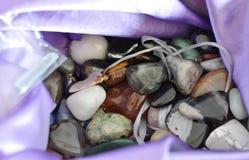 Mineralien Stockfoto