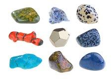 Mineralien Stockbild