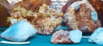 Mineralien Lizenzfreies Stockfoto