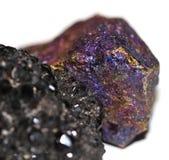 mineralisation fotografia stock