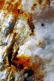 Mineralisk textur Arkivbilder