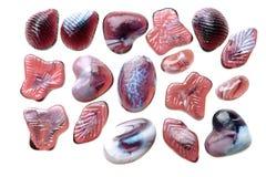 mineraliska stenar Royaltyfria Bilder