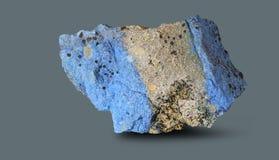 Mineraliskt bryta Royaltyfria Bilder