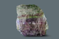 Mineraliskt bryta Royaltyfri Bild