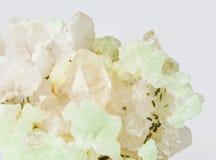 Mineralogiczny skojarzenie Obraz Royalty Free
