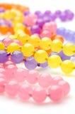 Mineralpärlor Royaltyfri Fotografi