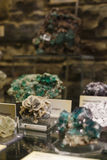 Minerals collection Royalty Free Stock Photography