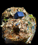 Minerals Stock Photo