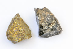 Minerals land Stock Photos