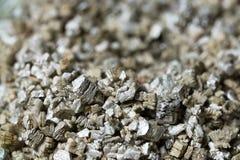 Mineralvermiculit-Proben für Produktion Stockbilder
