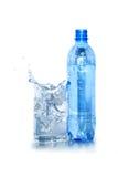Mineralwasser Stockfotos