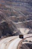 Mineras de Faenas Foto de archivo libre de regalías