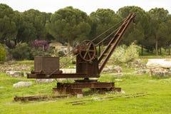 Minero Machine Fotos de archivo