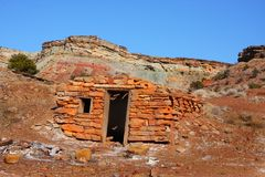 Miners Cabin Stock Photos