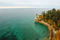 Miners castle Stock Photography