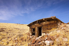 Miners Dugout Dwelling Stock Images