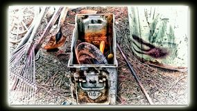 Miners Treasure Stock Image