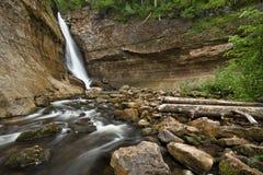 Miners Waterfall. Stock Photos