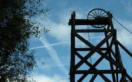 Miners Wheel Stock Image