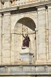 Minerva ως Dea Ρώμη Στοκ φωτογραφία με δικαίωμα ελεύθερης χρήσης