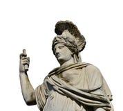 Minerva comme Dea Roma Photos libres de droits