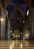Minerva di sopra della Santa Maria Fotografie Stock