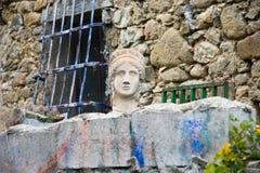 Minerva principal imagens de stock
