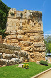 Minerva Tower  in Tarragona, Spain Stock Photo