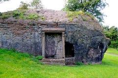 Minervas Shrine, Chester. Stock Photography