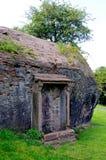 Minervasheiligdom, Chester stock foto's