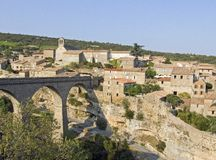 Minerve Royalty Free Stock Photography